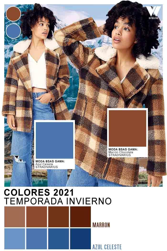 Que colores estan de moda este otoño invierno 2021