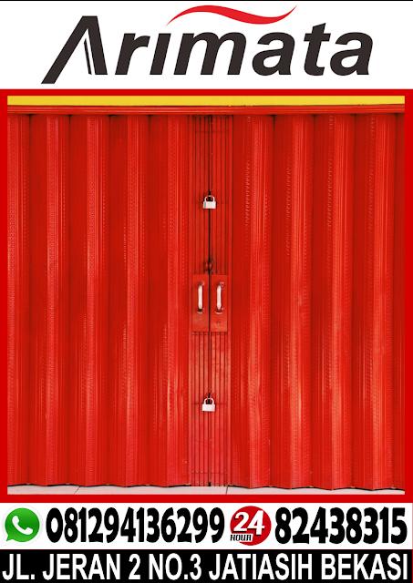 gambar harga folding gate Mangga Besar