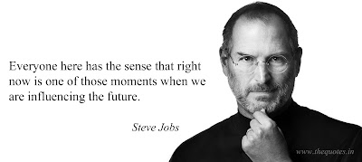 The future is here quote