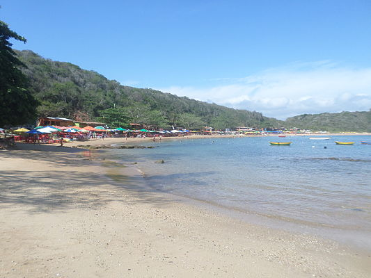 praia tartaruga buzios
