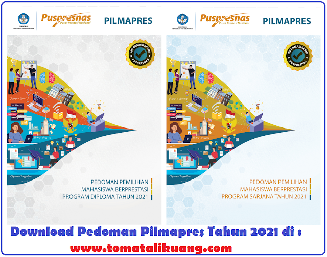 pedoman pilmapres tahun 2021 pdf sarjana diploma tomatalikuang.com