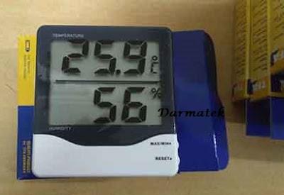 Darmatek Jual TFA AZ HT-02 Digital Thermohygrometer