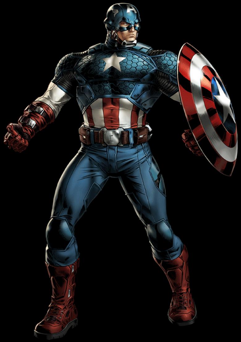 Imagens do Capitão América para arte, basta clicar nas figuras e ...Black Panther Marvel Avengers Alliance