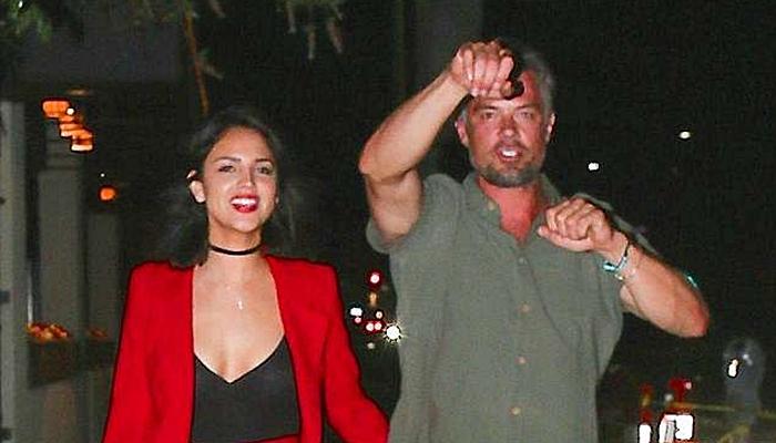 Eiza Gonzalez e Josh Duhamel são vistos juntos em Beverly Hills