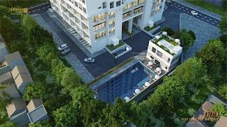 Athena Complex : Dự án có không gian sống và thiết kế hiện đại so với phân khúc