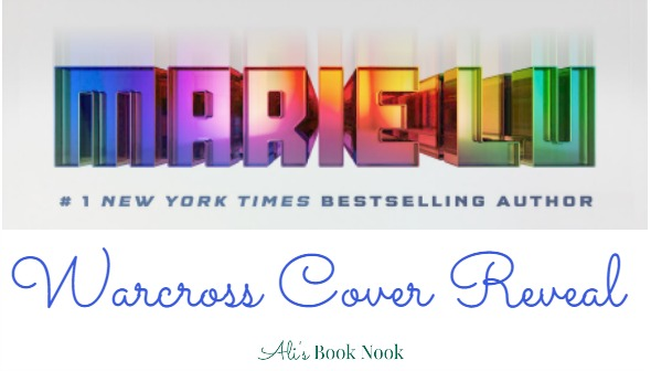 Cover Reveal of Warcross by Marie Lu YA October upcoming release