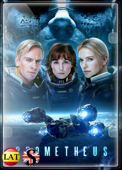 Prometeo (2012) HD 720P LATINO/INGLES