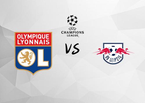 Olympique Lyonnais vs RB Leipzig  Resumen