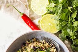 ★★★★★     Mexican Quinoa Salad