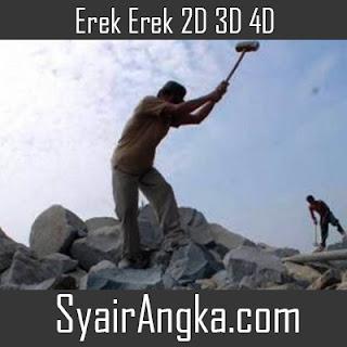 Erek Erek Tukang Batu 2D 3D 4D