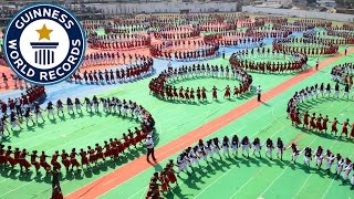Largest Karma Naach dance – Guinness World Records