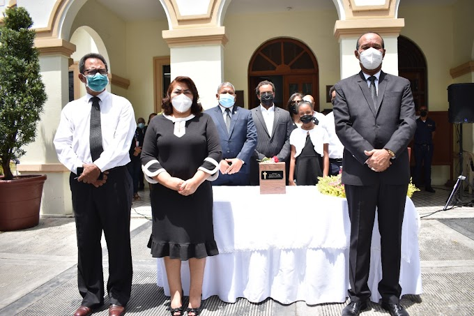 Alcaldia hace homenaje próstumo al ex-alcalde Milito Vizcaino