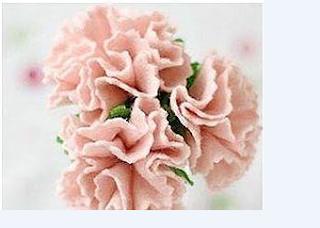 Keçeden Yapraklı Çiçek Yapımı