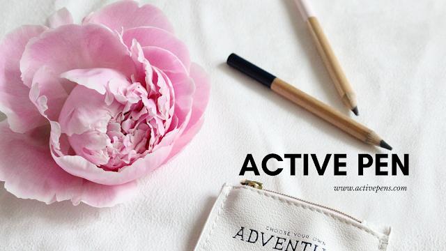 About Active Pen. www.activepens.com