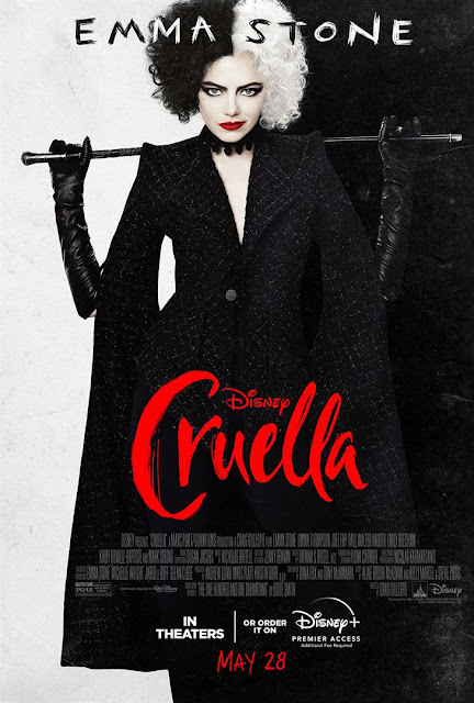 Film Cruella L'Agenda Mensuel - Mai 2021