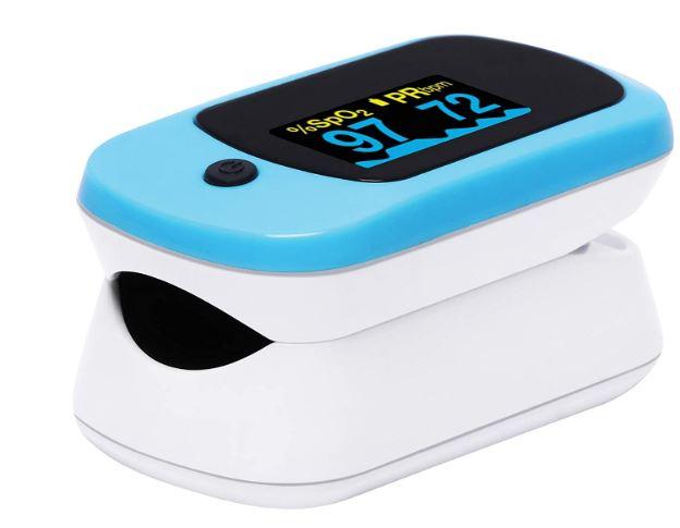 ELKO EL-560 FDA Approved Battery Operated Finger Tip Pulse Oximeter