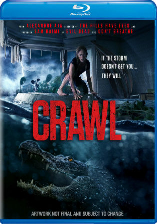 Crawl 2019 BRRip 300MB Hindi Dual Audio ORG 480p ESub Watch Online Full Movie Download bolly4u