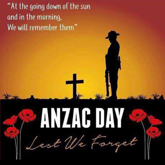 Anzac Day Wishes pics free download