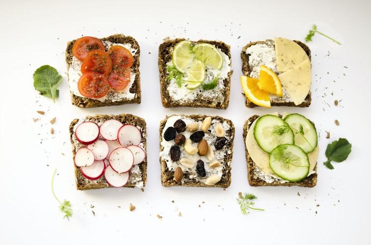6. Selektif dalam memilih jenis makanan