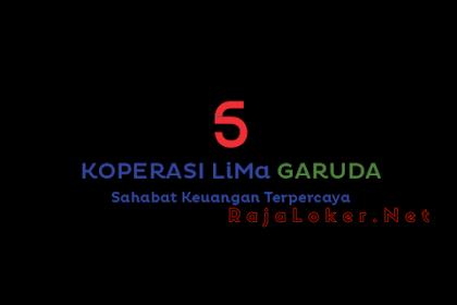 Lowongan Kerja Administrasi Officer Koprasi Lima Garuda Paling Baru 2018