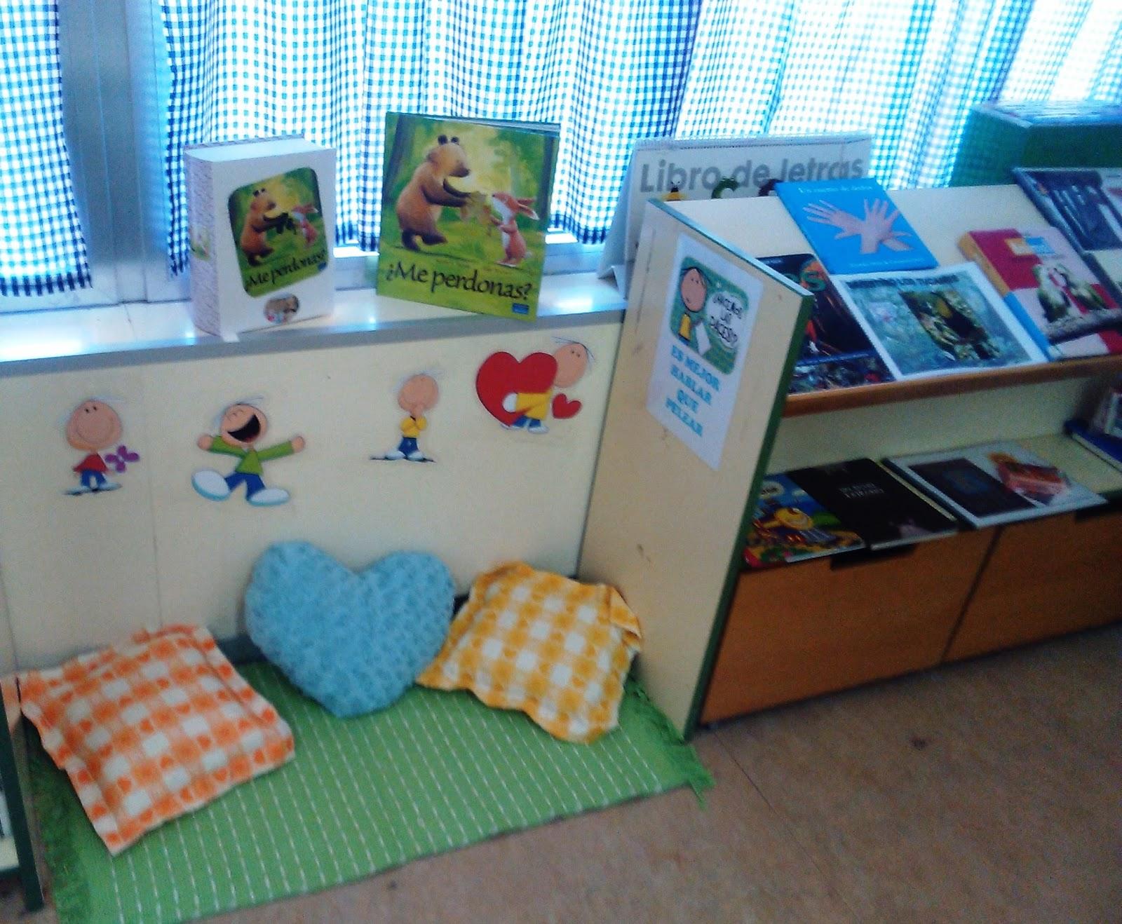 Rincón De Infantil Día De La Paz