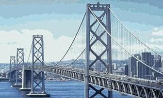 Vista del Puente Oakland