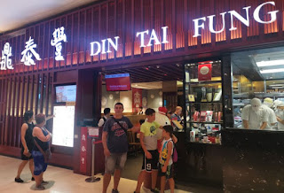 Centro Comercial Pavilion. Restaurante Din Tai Fung. Kuala Lumpur. Malasia.