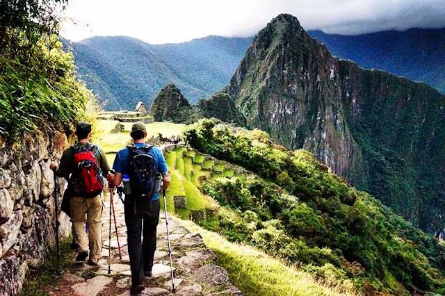 camino del inca 4 dias