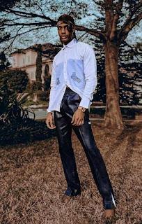 Denola Grey fashion styles