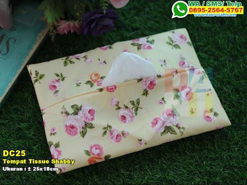 Tempat Tissue Shabby
