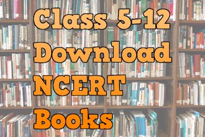 CBSE Class 5-12 : Download NCERT Books (#ncertbooks)(#eduvictors)
