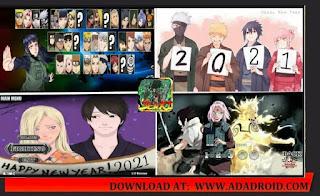 Naruto Senki Brutal War V2 Mod Apk by Itachi Production