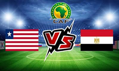 مصر و ليبيريا بث مباشر