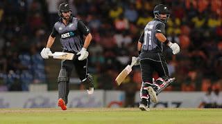 Sri Lanka vs New Zealand 2nd T20I 2019 Highlights