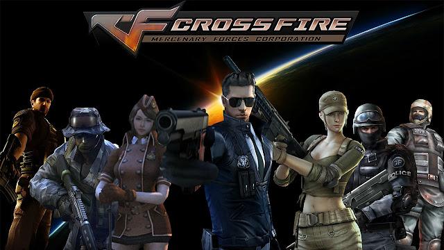 تحميل لعبة كروس فاير crossfire للكمبيوتر كاملة برابط مباشر ميديا فاير بحجم صغير مضغوطة مجانا