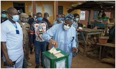 ADC demands cancellation Ondo LG poll results, points finger at APC