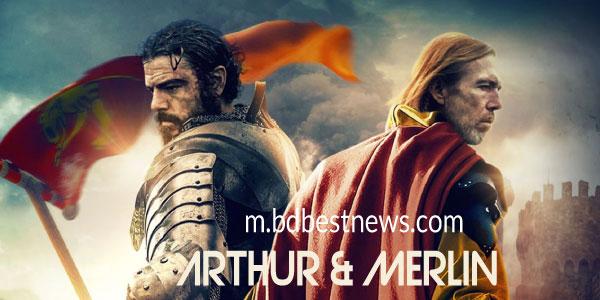New Movie Arthur & Merlin: Knights of Camelot