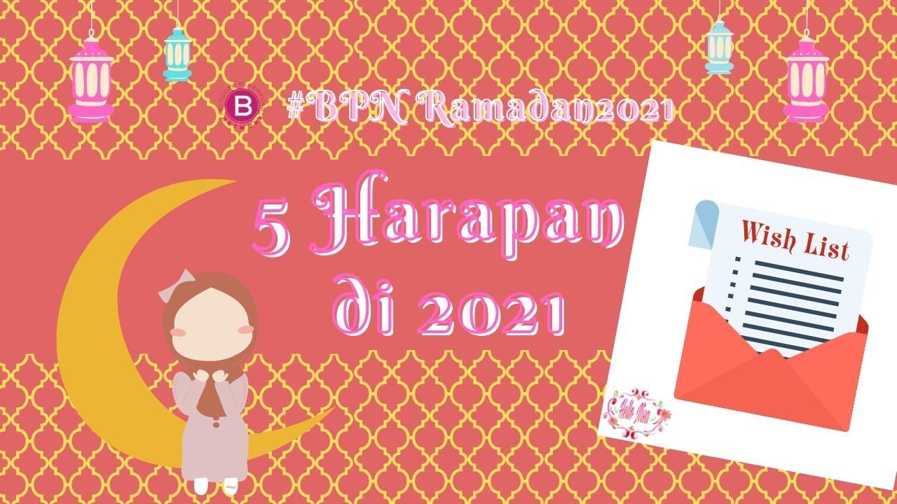 harapan 2021