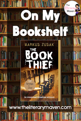 In The Book Thief by Markus Zusak, set during World War II, Liesel has a rough start with her foster family. She's been abandoned by her mother, her father is an unknown and her younger brother is dead. Her foster mother is as loud and brash as her foster father is quiet. But as the war progresses, Liesel finds friendship is some unexpected places. Read on for more of my review and ideas for classroom application.