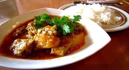 Resep Kari Daging Sapi