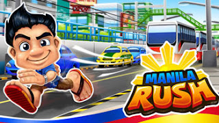 Game bus rush