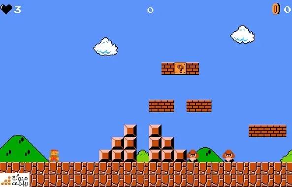 تحميل لعبة ماريو الأصلية للكمبيوتر والأندرويد والعودة للزمن الجميل