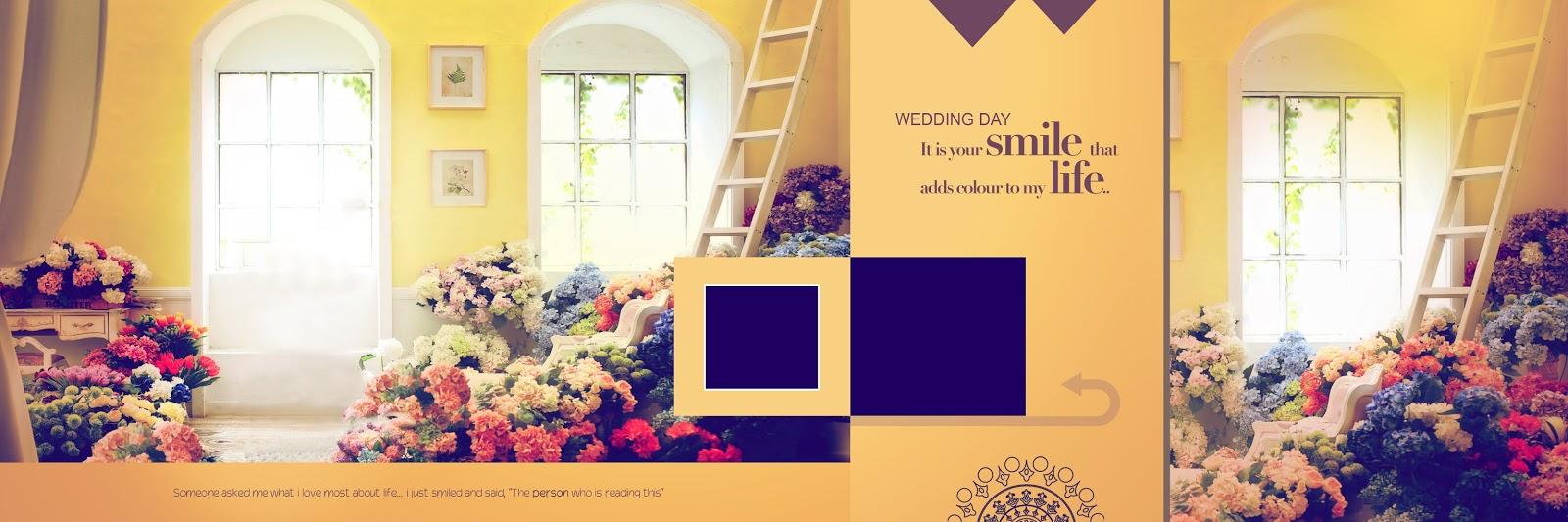 Psd Wedding Photo Album Design Templates 2019 Latest Wedding