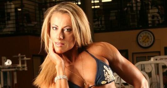 Female Fitness, Figure and Bodybuilder Competitors: Zhanna ...