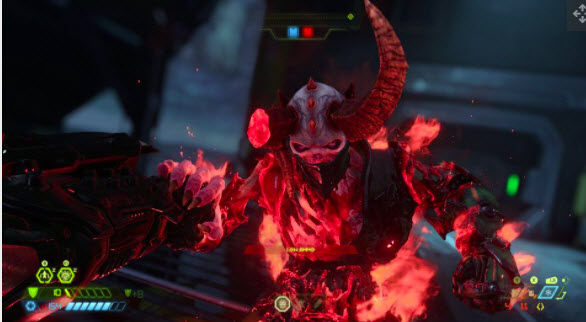 Image in game DOOM ETERNAL: THE ANCIENT GODS