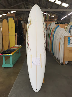 Craftsman custom Surfboards by Paul Carter 2019 San Clemente