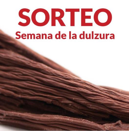 Sorteo Chocolates Chiazza