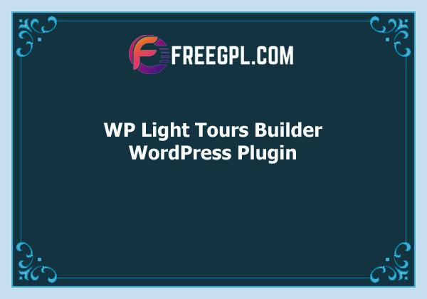 WP Flat Tour Builder Free Download