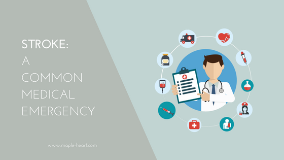 Title with emegency medical support logo