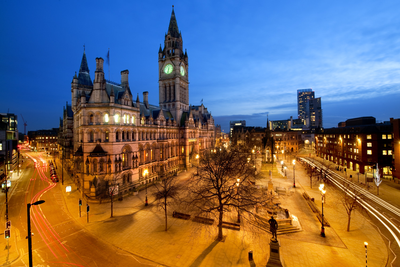 Manchester, U.K. - Tourist Destinations